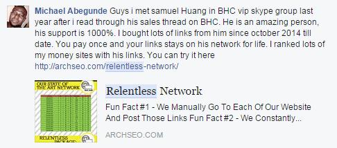 Facebook Comment (1)
